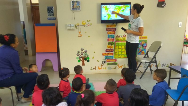 Entrevista Escrita de Voluntaria en Costa Rica