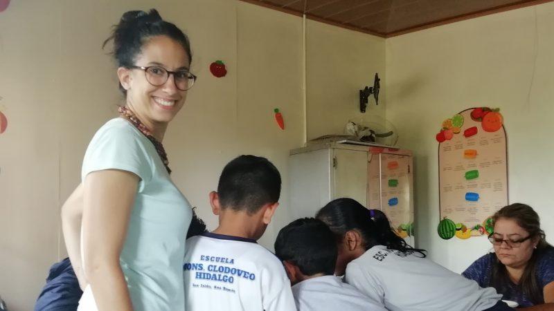 Testimonio de Voluntariado en Costa Rica – Nuria